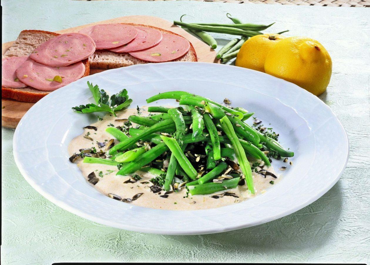 Bohnensalat - BCM Diät Rezepte.de