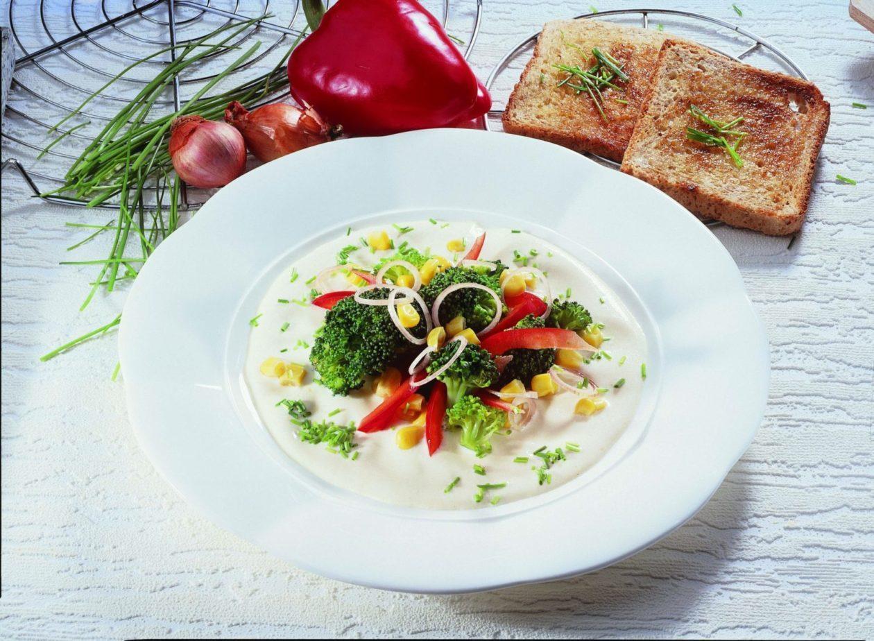 Broccolisalat - BCM Diät Rezepte.de