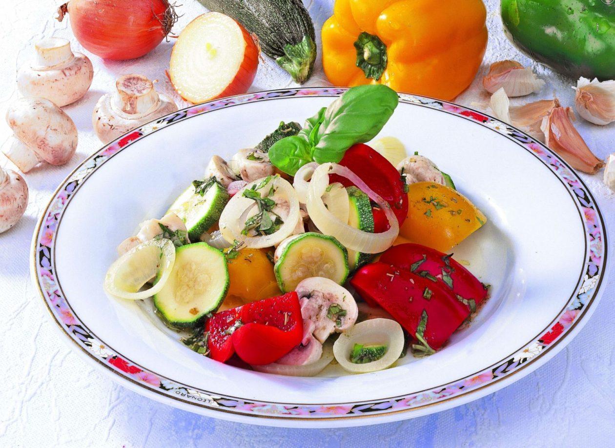 Bunte Gemüsevariation - BCM Diät Rezepte.de