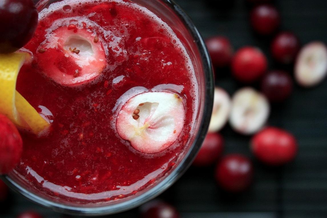 detox cranberry