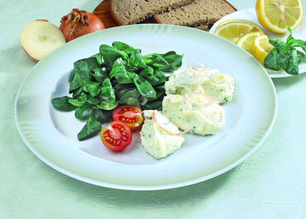 Erdäpfelkas mit Topfen - BCM Diät Rezepte.de