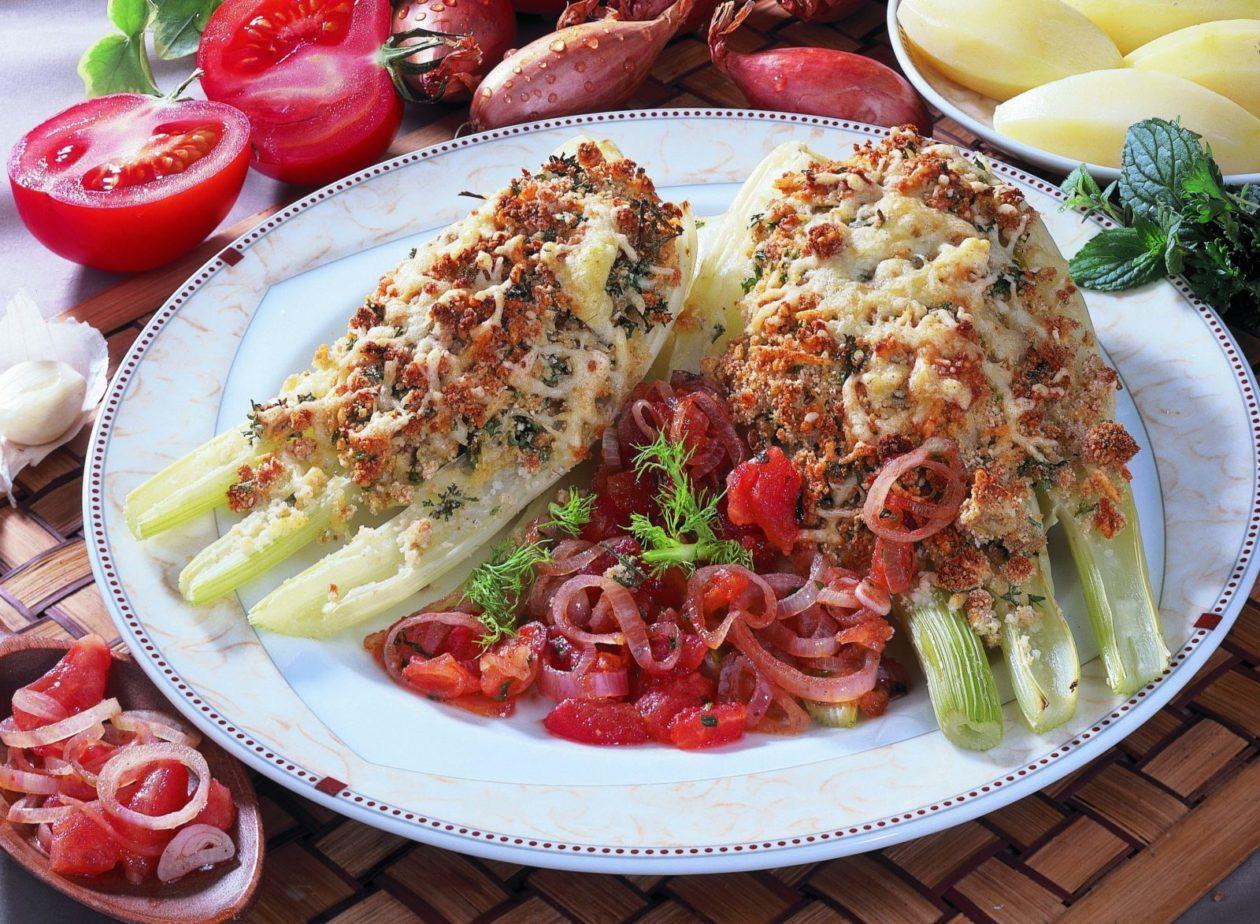Fenchel überbacken - BCM Diät Rezepte.de