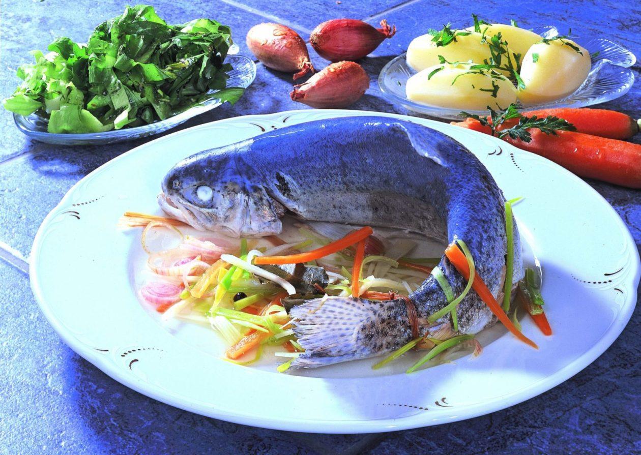 Forelle blau - BCM Diät Rezepte.de