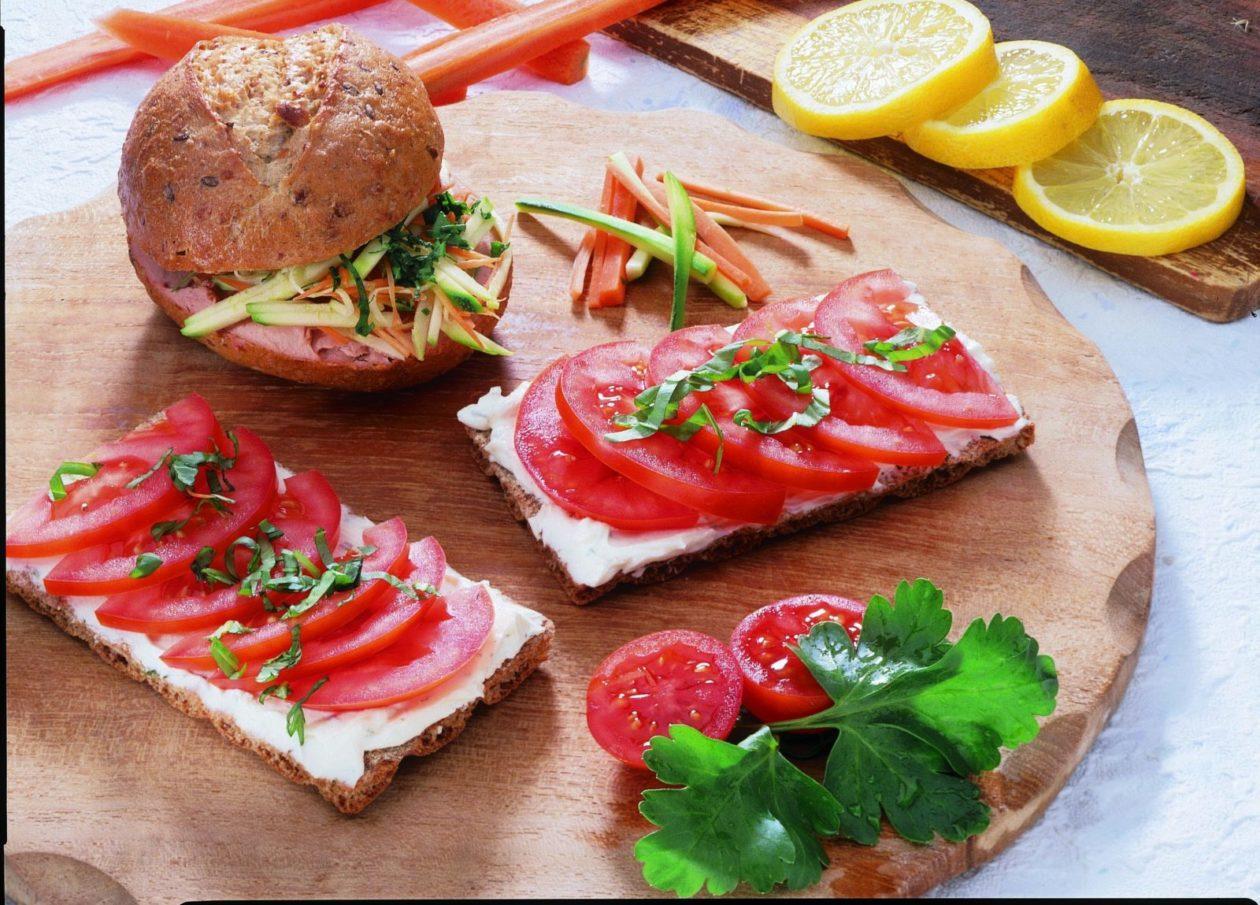 Gemüseburger - BCM Diät Rezepte.de
