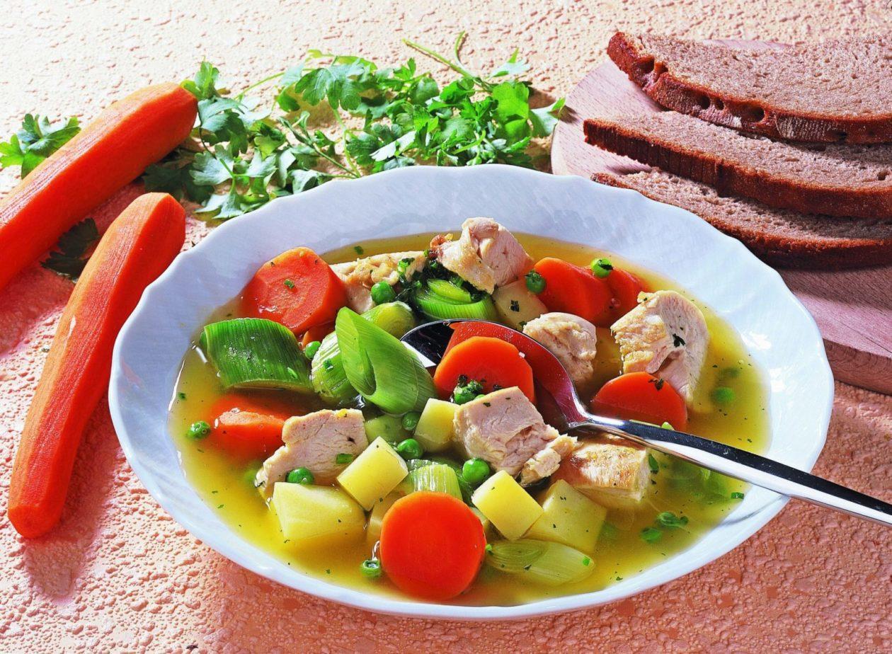Gemüsetopf - BCM Diät Rezepte.de
