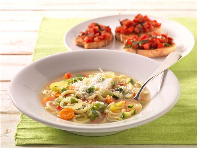 minestrone mit crostini 2