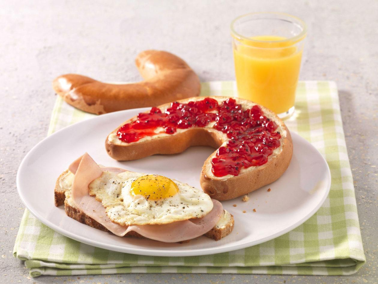Sonntagsfrühstück - BCM Diät Rezepte.de