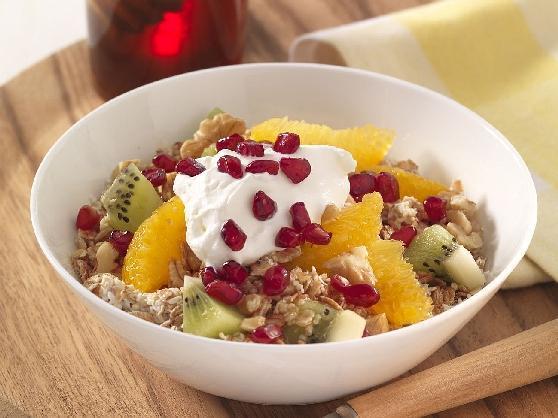 Früchtemüsli - BCM Diät Rezepte.de