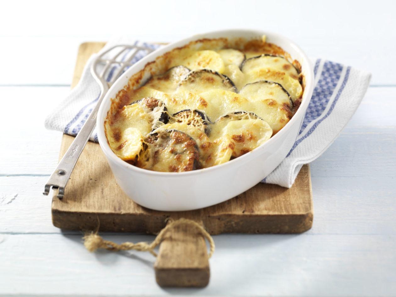 Kartoffel Auberginen Auflauf 0001 1