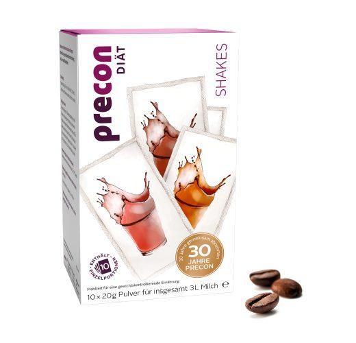 Cappuccino Shake - Einzelportionen