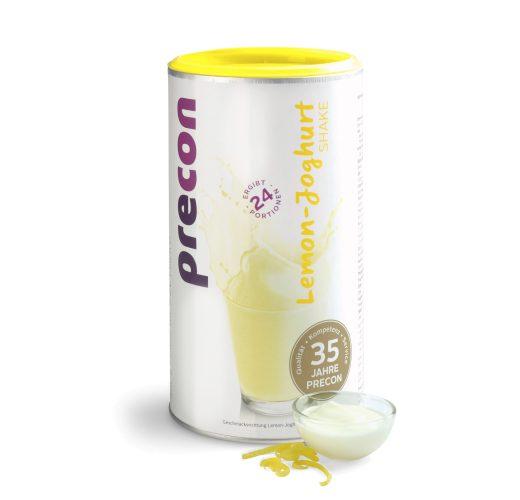Lemon-Joghurt Shake